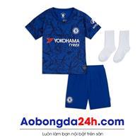 Quần áo thể thao trẻ em Chelsea 2019-2020 sân nhà