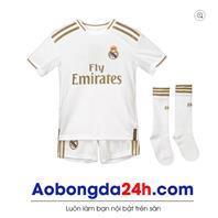 Đồ thể thao trẻ em Real Madrid 2019-2020 sân nhà