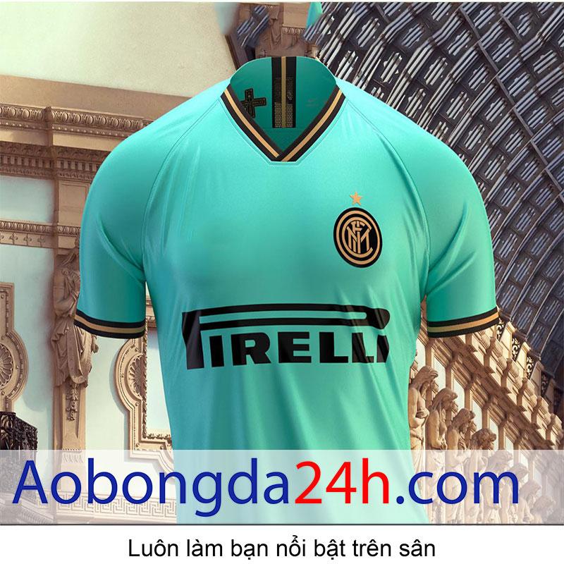 Áo bóng đá Inter Milan 2019-2020 sân khách