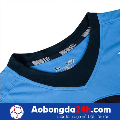 Áo CLB Tottenham 2015-2016 sân khách màu xanh