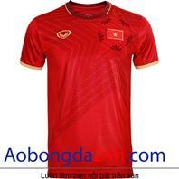 Áo thi đấu đội tuyển Việt Nam sân nhà 2020