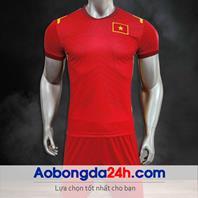 Áo Việt Nam 2021 - 2022 sân nhà màu đỏ