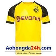 Áo Dortmund 2018-2019 sân nhà màu vàng
