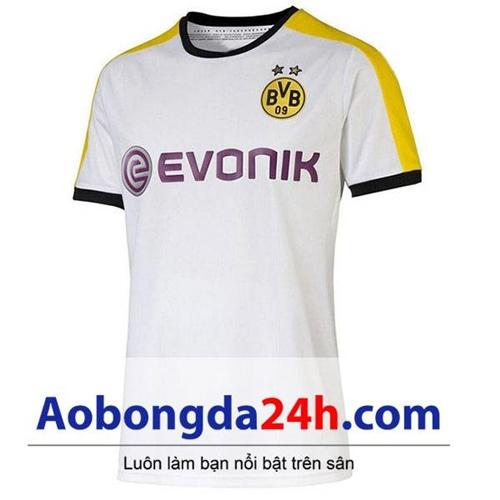 Áo Dortmund 2015-2016 mẫu thứ 3 màu trắng