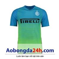 Áo bóng đá Inter Milan 2016-2017 mẫu thứ 3