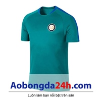 Áo tập inter Milan 2016-2017 màu xanh lá cây