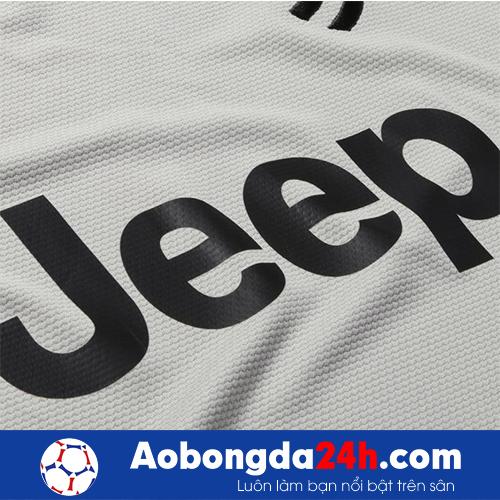 Áo đấu Juventus 2018-2019 sân khách màu xám