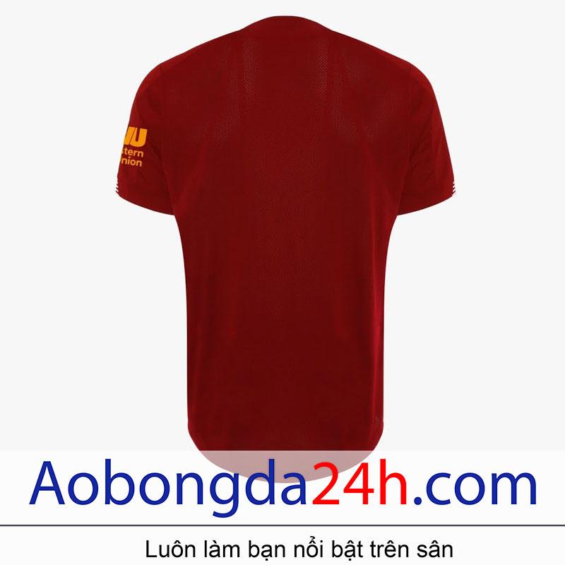 áo đấu Liverpool 2019 2020 Sân Nhà Màu đỏ áo Bóng đá 24h