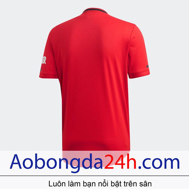 Áo đấu Manchester United 2019 - 2020 sân nhà màu đỏ