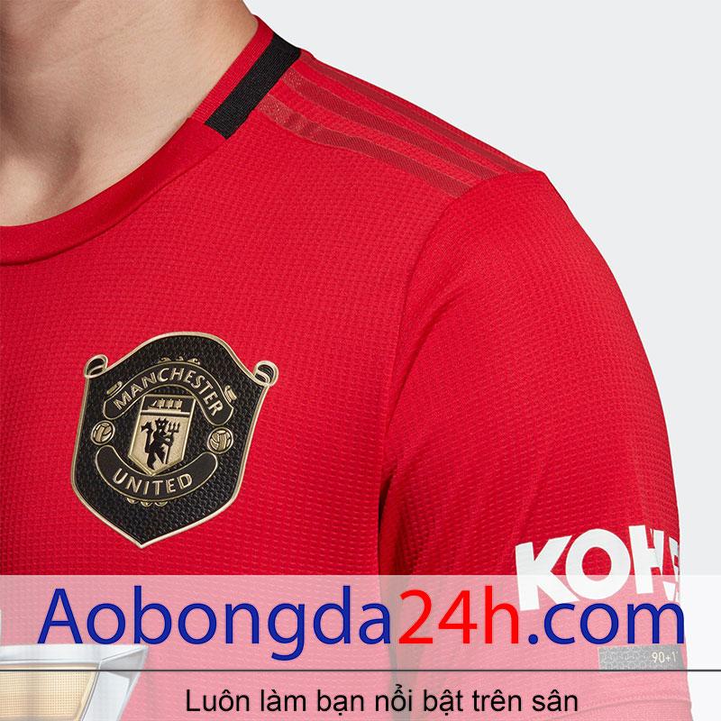 Hình ảnh Logo áo đấu clb Manchester 2020