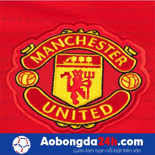 Áo Manchester United 2018-19 sân nhà màu đỏ