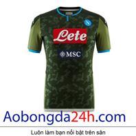 Áo bóng đá Napoli sân khách mùa giải 2019-2020