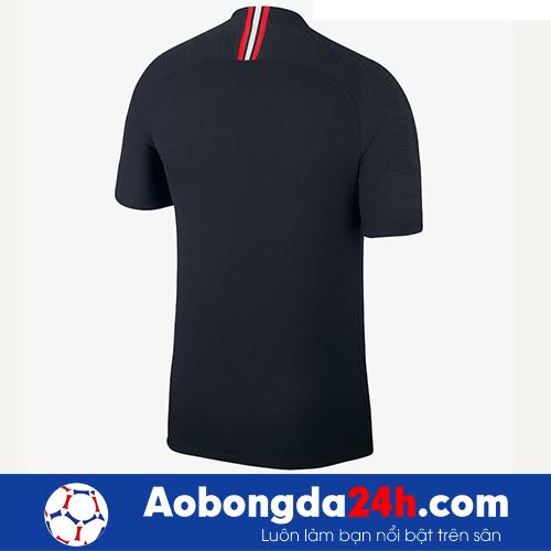 Áo Paris Saint Germain 2018-2019 mẫu 4 đen