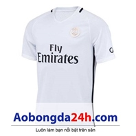 Áo đá bóng Paris Saint Germain 2016-2017 mẫu 3 màu trắng