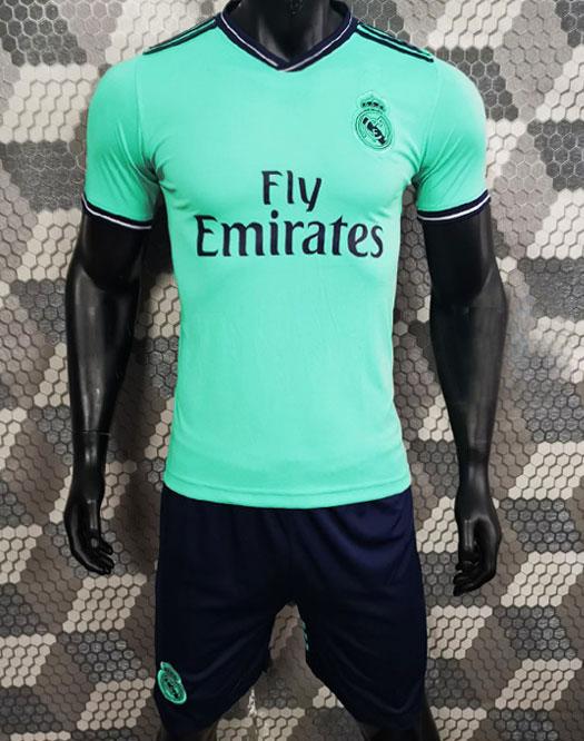 Áo bóng đá Real Madrid 2019-2020 mẫu 3