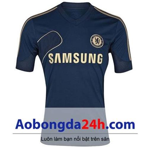 Áo tập CLB Chelsea 2012-2013 màu xanh tím than