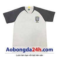 Áo thủ môn Brazil World Cup 2018 màu xám