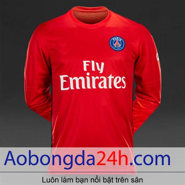 Thân trước áo thủ môn Paris Saint Germain 2018-2019