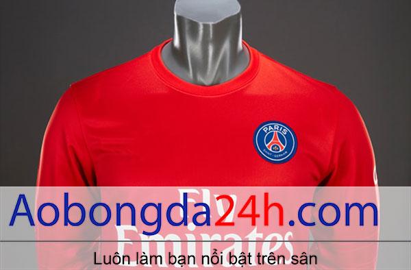 Thân trước áo thủ môn Paris Saint Germain 2018-2019-2