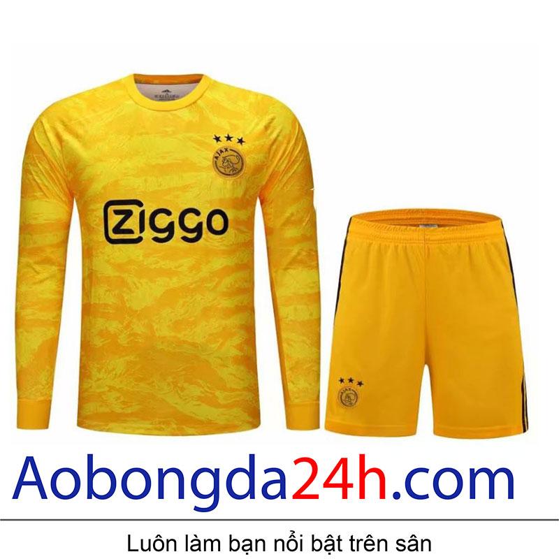 Áo thủ môn Ajax Amsterdam 2019 - 2020 màu vàng
