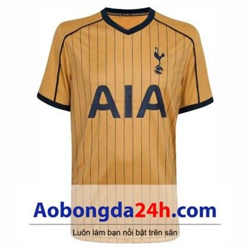 Áo câu lạc bộ Tottenham 2016-2017 mẫu thứ 3