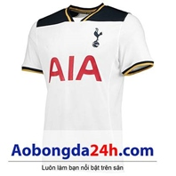 Áo đá banh Tottenham 2016-2017 sân nhà màu trắng