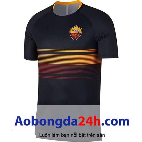 Áo training As Roma 2017 - 2018 tại cửa hàng Aobongda24h