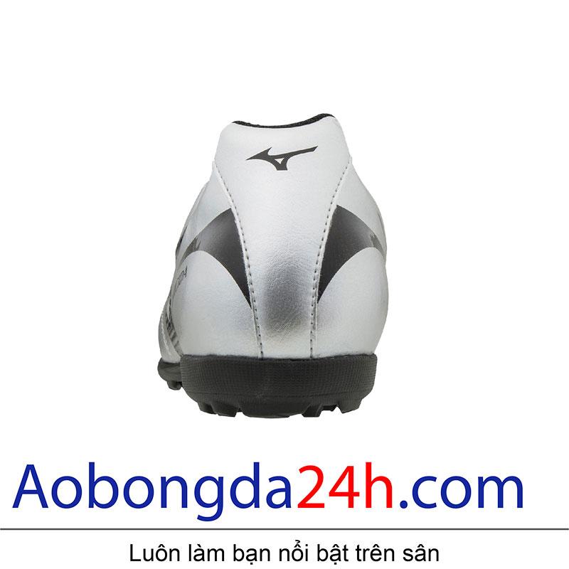Gót giầy bóng đá Mizuno Monarcida 2 FS Bạc Đen