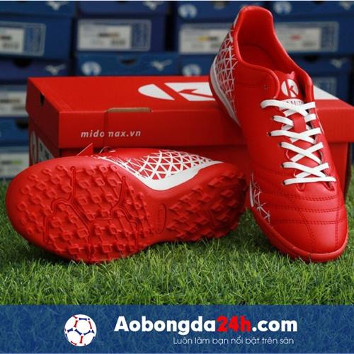 Giày Kamito ESPADA sân cỏ nhân tạo chính hãng - màu đỏ