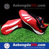 Giày đá bóng Mira 05 (MR05) đinh TF màu đỏ
