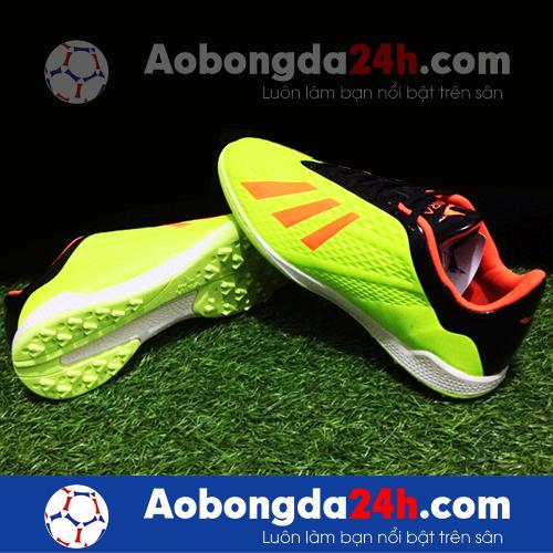 Giày bóng đá Mira 05 (MR05) đinh TF màu nõn chuối
