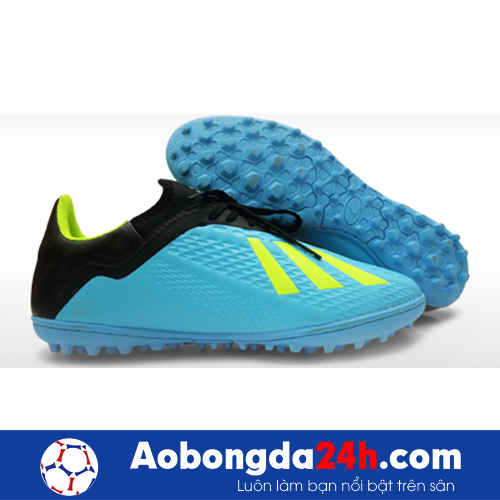 Giầy bóng đá Mira MR05 TF màu Xanh ngọc -4