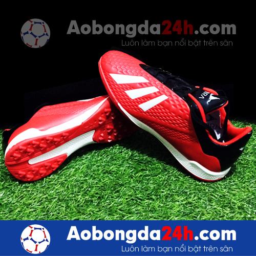 Giầy bóng đá Mira MR05 TF màu Đỏ -1