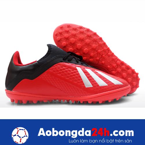 Giầy bóng đá Mira MR05 TF màu Đỏ -3