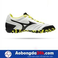 Giầy bóng đá Mizuno Monarcida Sala Select TF màu sọc Trắng