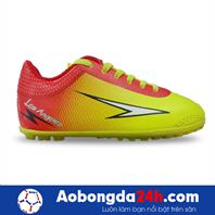 Giày đá bóng trẻ em Prowin Los Angeles Vàng chanh - Đỏ