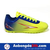Giày đá bóng trẻ em Prowin Los Angeles màu Vàng chanh xanh bích