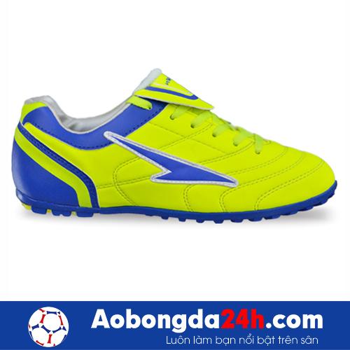 Giầy đá bóng trẻ em Prowin FM1401 Xanh chuối -14