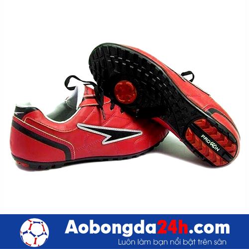 Giầy đá bóng trẻ em Prowin FM1401 màu đỏ -12