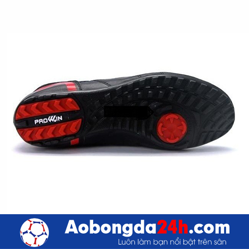 Giầy đá bóng trẻ em Prowin FM1401 màu đen 14