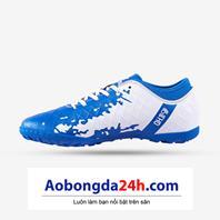 Giày bóng đá Kamito QH 19 màu xanh trắng