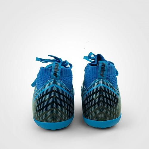 Giày đá bóng Mitre 170437 xanh dương cổ thun cao - 04