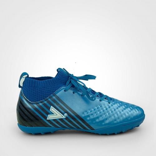 Giày đá bóng Mitre 170437 xanh dương cổ thun cao - 06