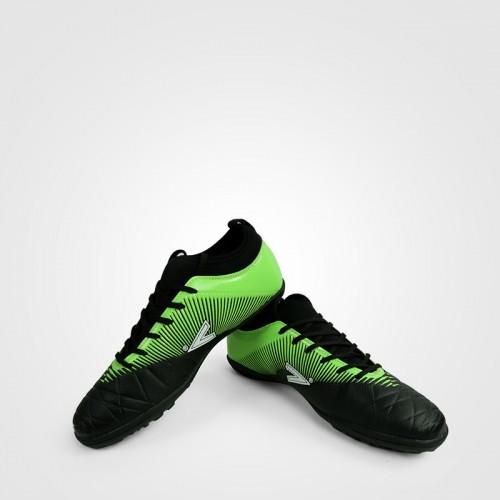 Giày đá bóng Mitre 161110 màu xanh lá cổ thấp-2