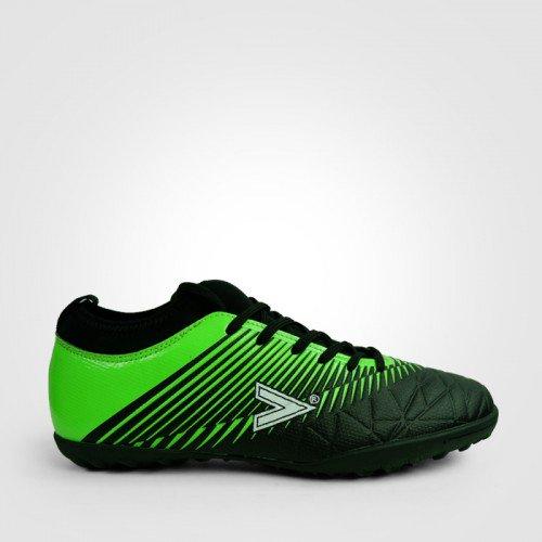 Giày đá bóng Mitre 161110 màu xanh lá cổ thấp-3