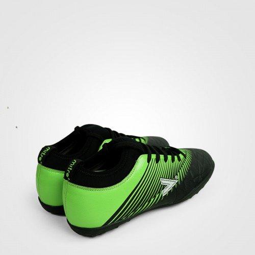 Giày đá bóng Mitre 161110 màu xanh lá cổ thấp-5
