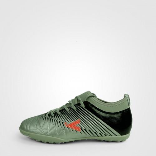 Giày đá bóng Mitre 161110 màu bạc cổ thấp mềm-2