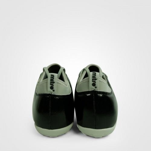 Giày đá bóng Mitre 161110 màu bạc cổ thấp mềm-3