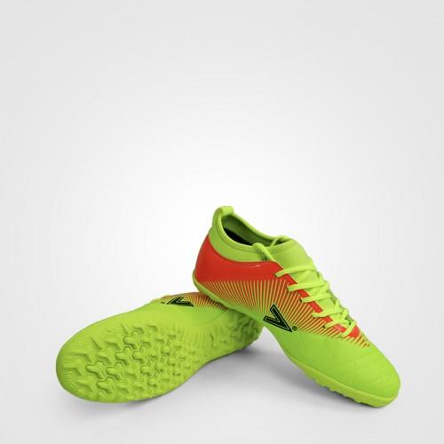 Giày đá bóng Mitre 161110 cổ ngắn màu vàng chanh-01