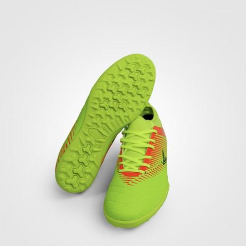 Giày đá bóng Mitre 161110 cổ ngắn màu vàng chanh-02